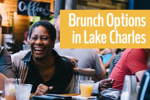 Brunch in Lake Charles