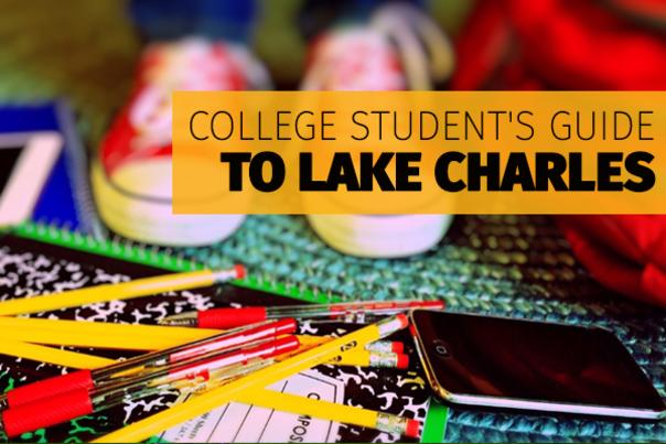 College Student's Guide to Lake Charles, LA