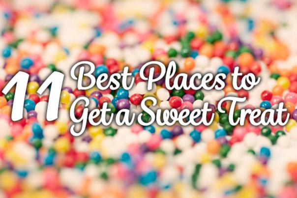 Best Sweet Treat Spots