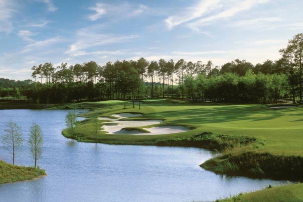 Contraband Bayou Golf Course at L'Auberge Casino Resort
