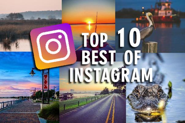 Top 10 Instagram 2017