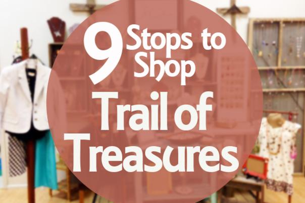 Trail of Treasures