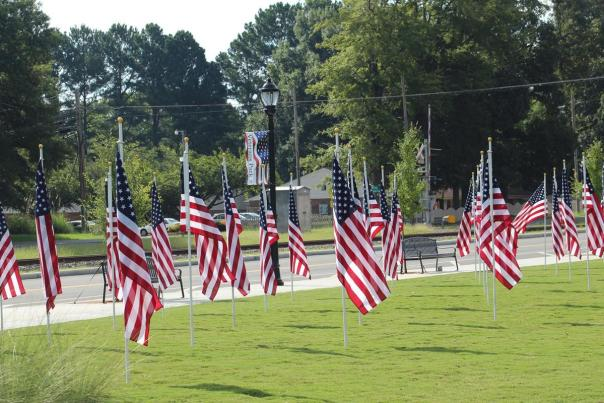 Huntersville Field of Honor