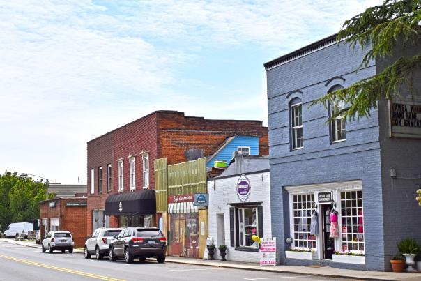 Downtown Cornelius