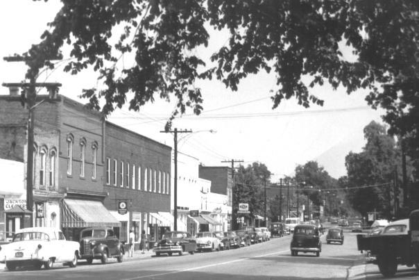 Historical Downtown Davidson