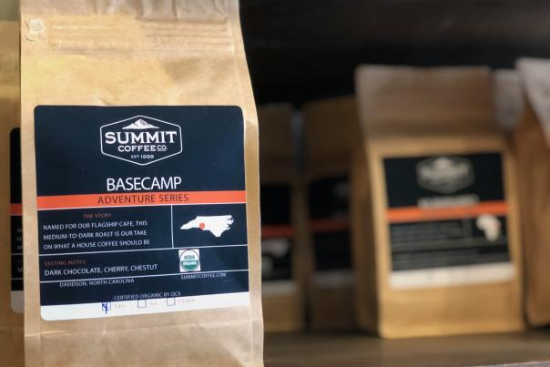 Summit Coffee bag