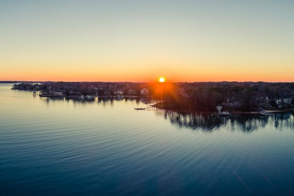 Lake Norman Skyline