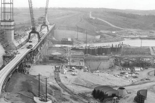 CH's Cowans Ford Dam