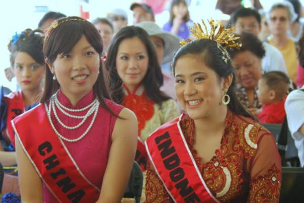 Miss Asian Competition