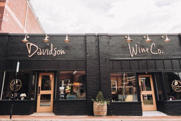Davidson Wine Co. Exterior