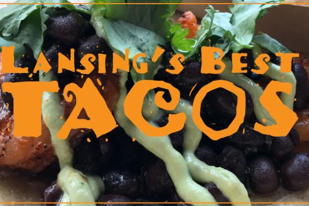 Lansing's Best Tacos Blog header
