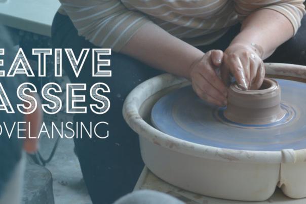 Creative Classes in #LoveLansing