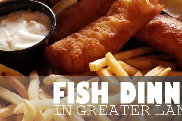 Fresh Fish Dinners