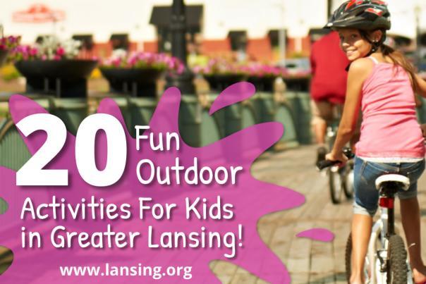 20 Outdoor Activities for Kids