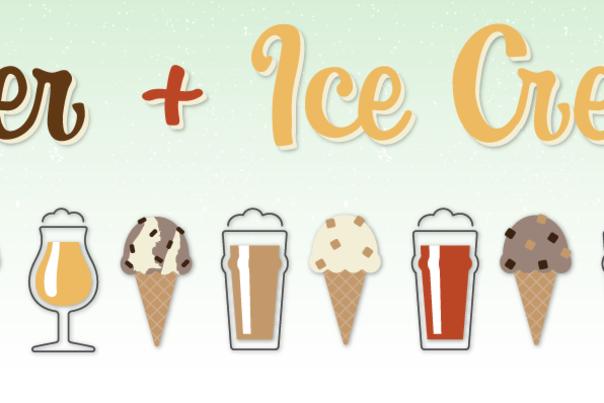 Beer + Ice Cream