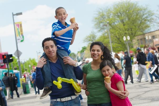 Festival Family