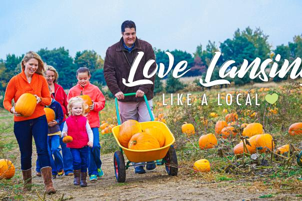 Love Lansing Like A Local this Fall