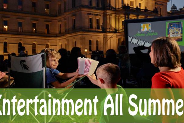 Free Summer Entertainment