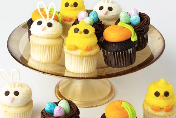 Easter cupackes Gigi's  Cupcakes