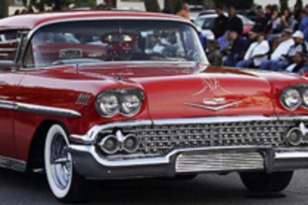 Old US 27 Motor Tour