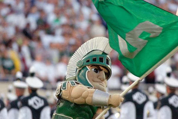 Sparty Flag