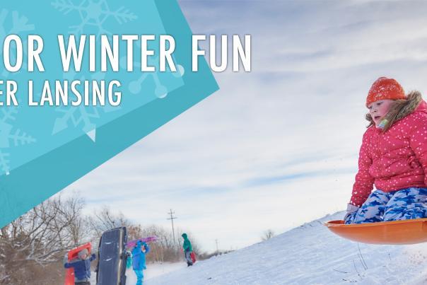 Outdoor Winter Fun Blog Header