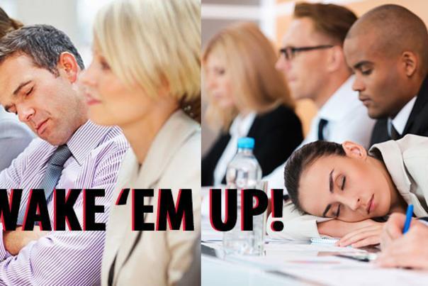 Wake up header