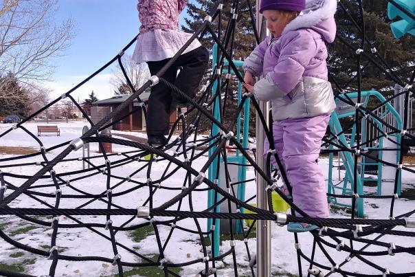 New LaPrele Playground