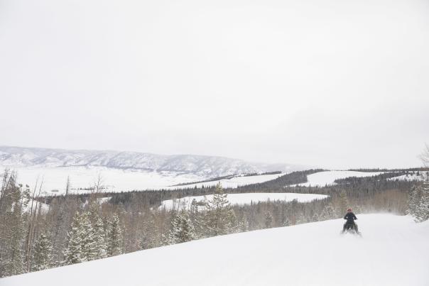 snowmobiling snowy range wyoming