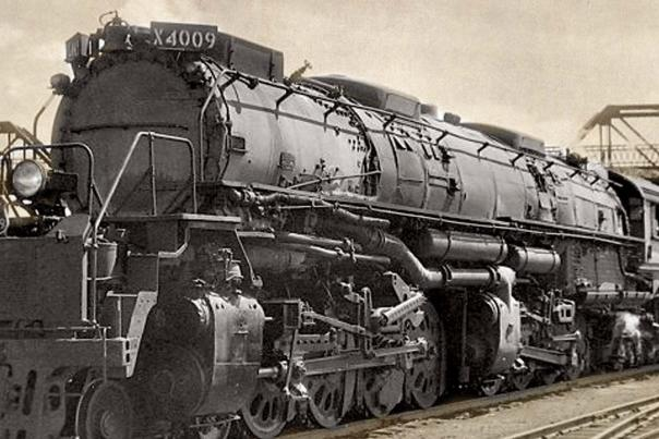 The Big Boy Trains are coming to Laramie!