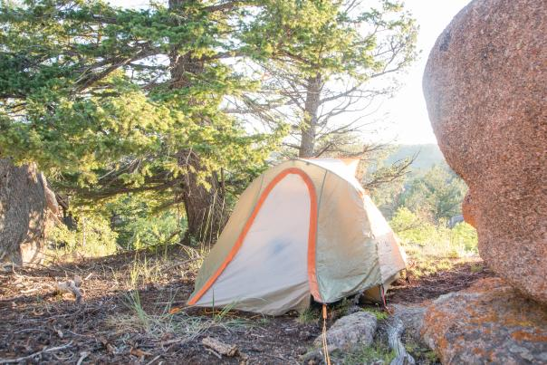 Open Graph of Tent camping