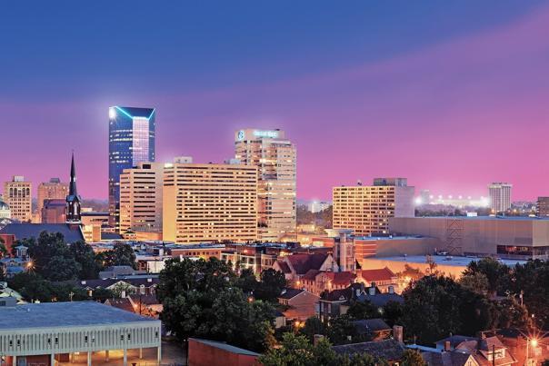 Lexington-Skyline