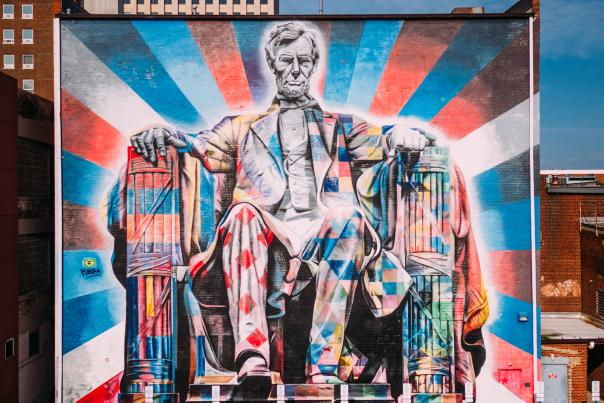 Full Size Abe Background