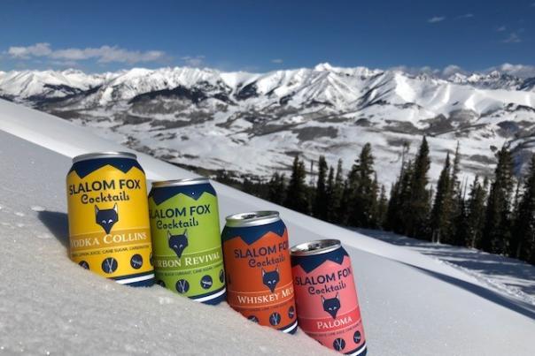 Slalom Fox Cocktails