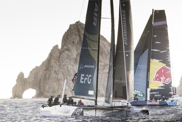 Extreme Sailing Series 2019