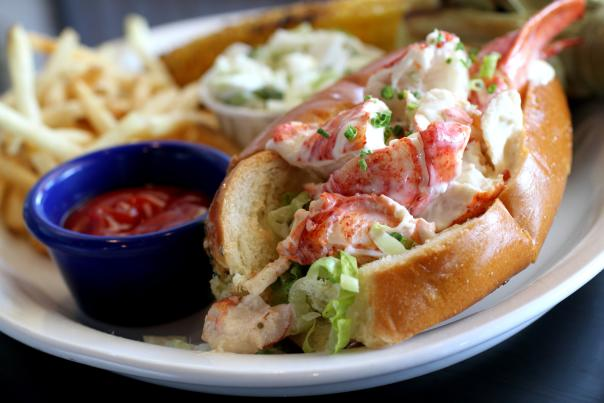 Ford's Lobster Roll