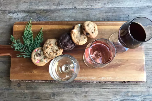 Bluemont Cookie Pairing