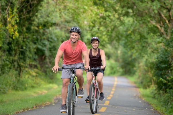 W&OD Bike