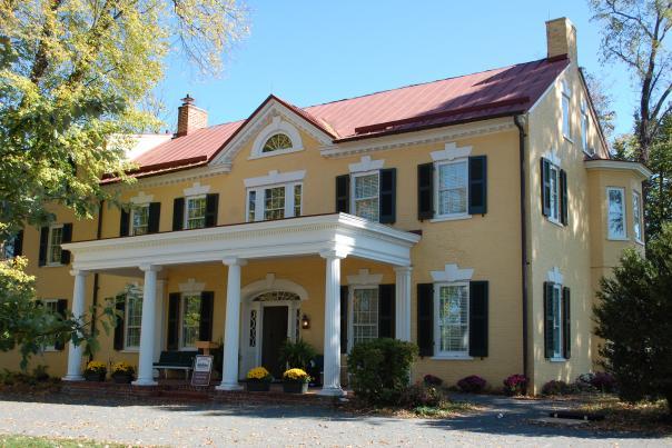 Dodona Manor - The Marshall House
