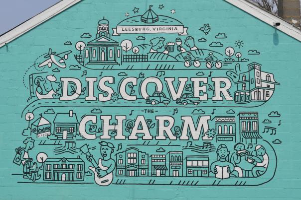 Discover Charm Mural
