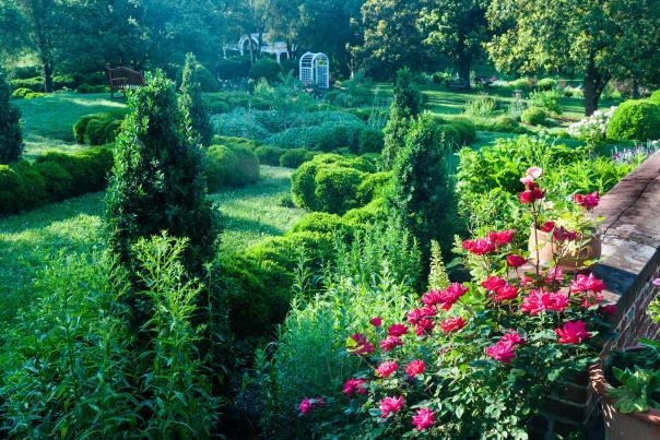 Oatlands Garden