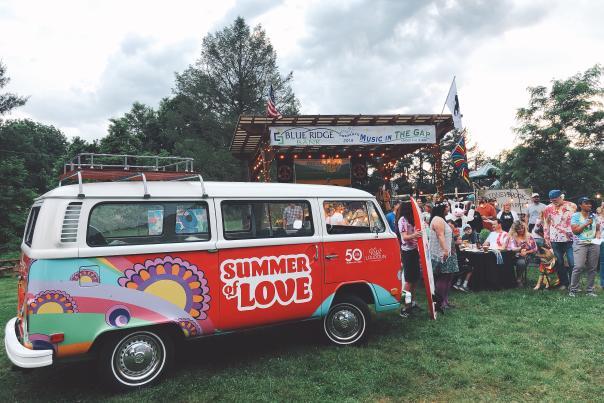 Woodstock in the Gap