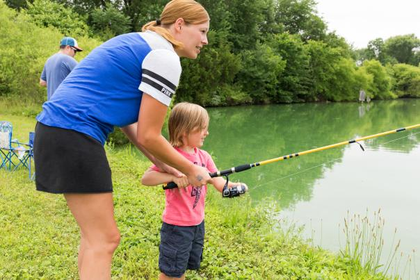 Family Fun Fishing