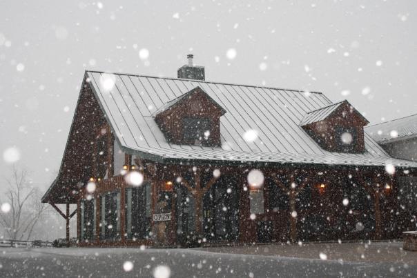 otium in snow