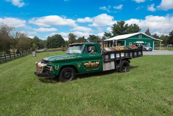 Paige's Pit Stop Truck