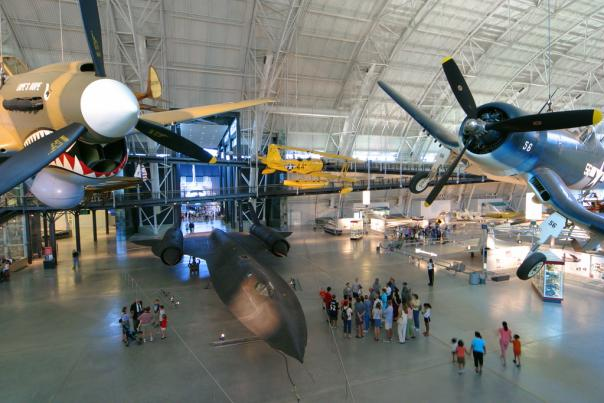 Smithsonian-National-Air-and-Space-Museum-Steven-F-Udvar-Hazy-Center_3608921016_l