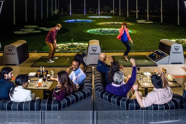 Top Golf Night