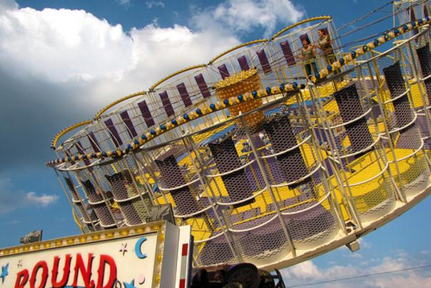 Loudoun County Fair Carnival Ride
