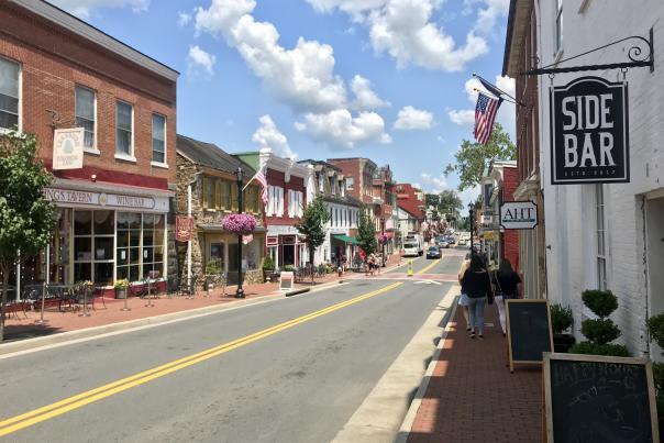 leesburg street