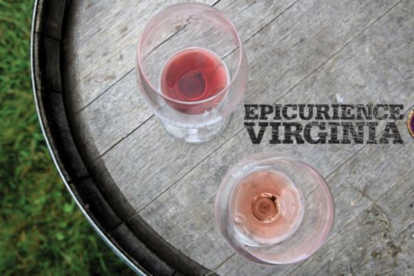 Epicurience Virginia Wine Glasses